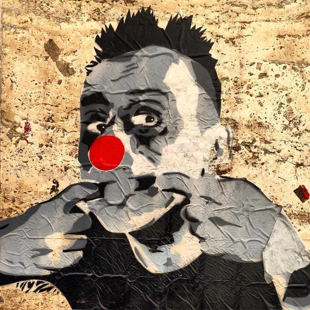 #streetart  (at Trastevere, Rome)