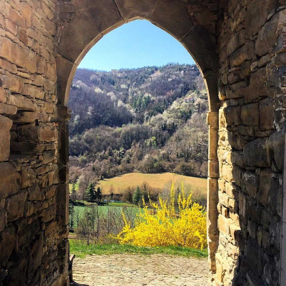Springtime.  #italy #piedmont #langhe #spring  (at San Benedetto Belbo)