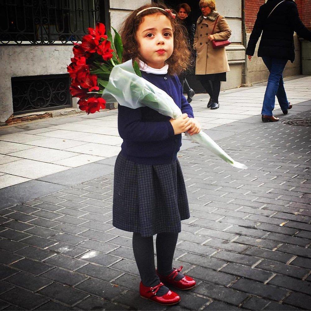 The future.  #spain #madrid #girlmeetsworld  (at España Madrid)