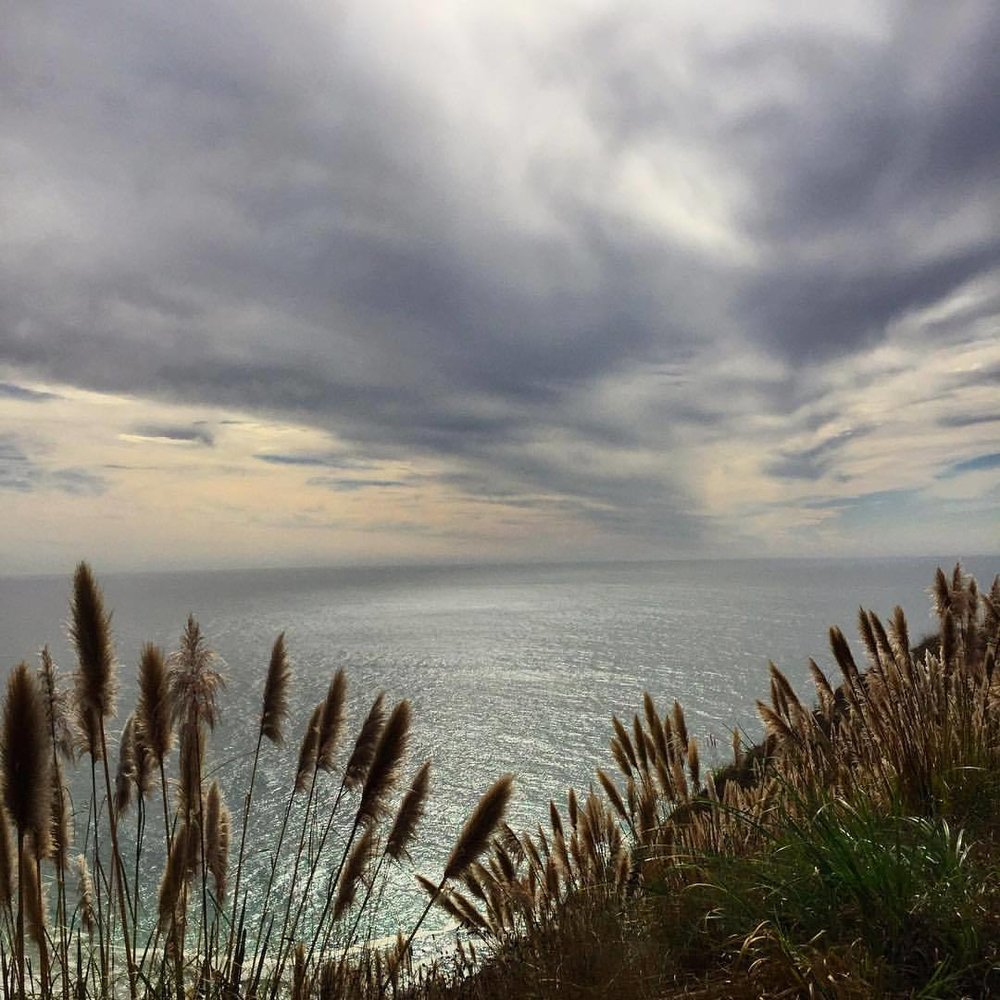 Autumn storm gathering.  #california #sonomacoast #pacificocean  (at Timber Cove, California)