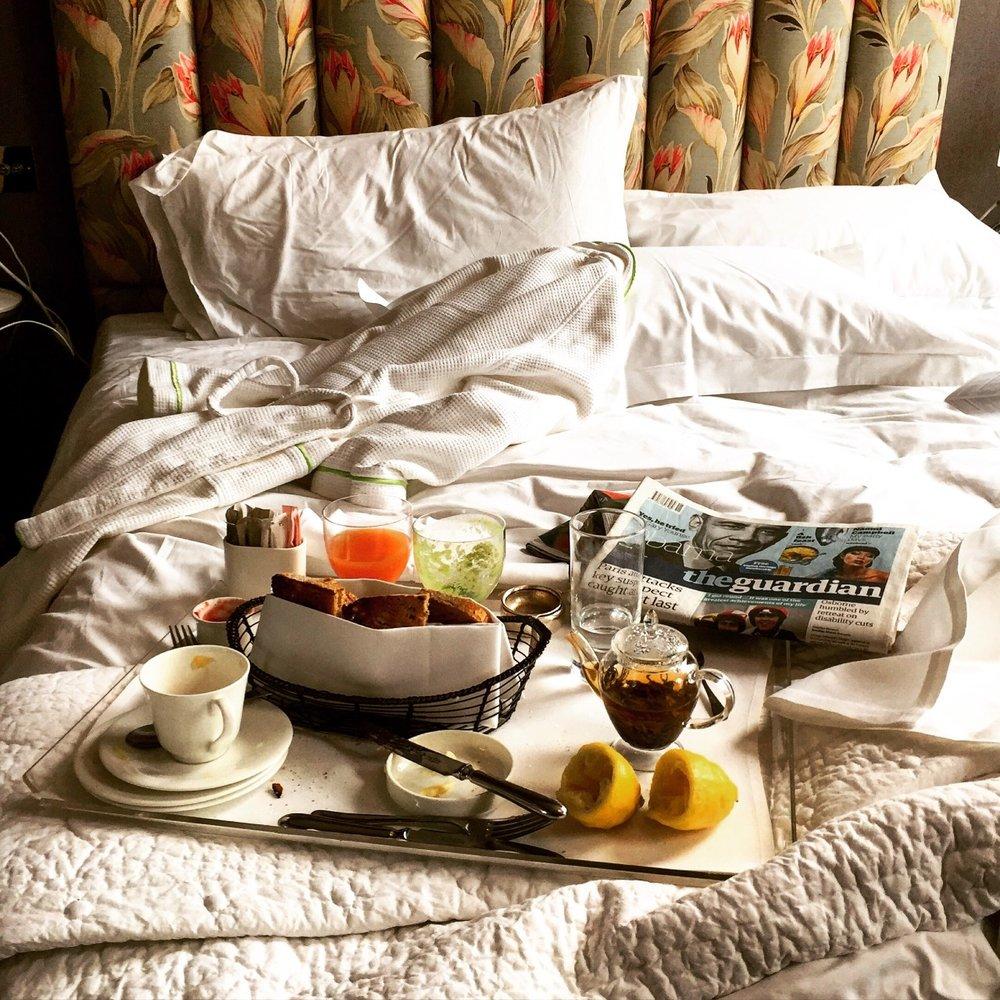Hotel still life #2.  #london #england #hotellife