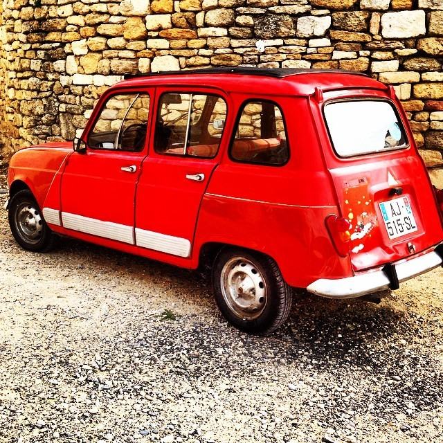 Dream ride. (at Gordes, Provence, France)
