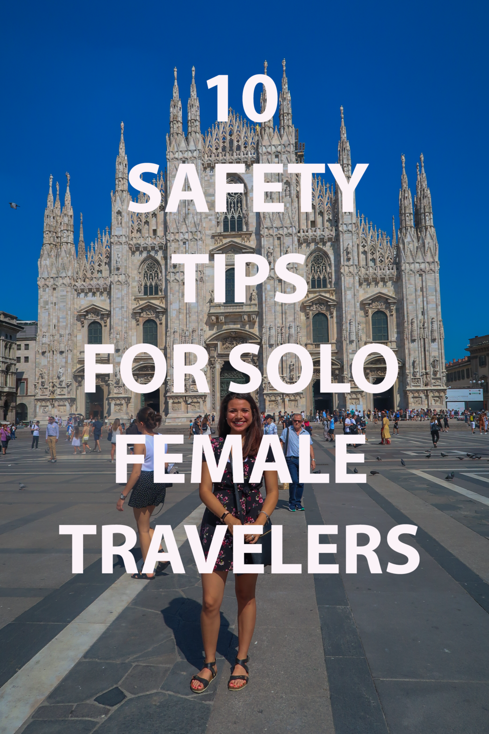 10 Safety Tips for Female Travelers