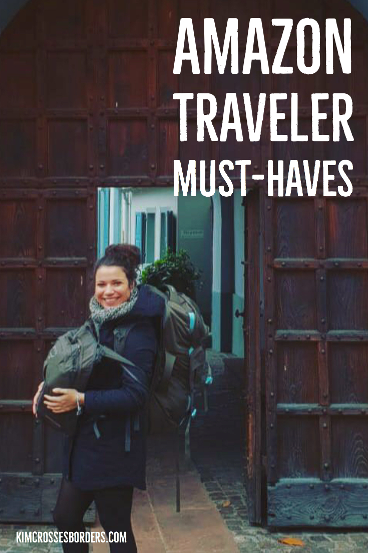 Amazon Traveler Must-haves
