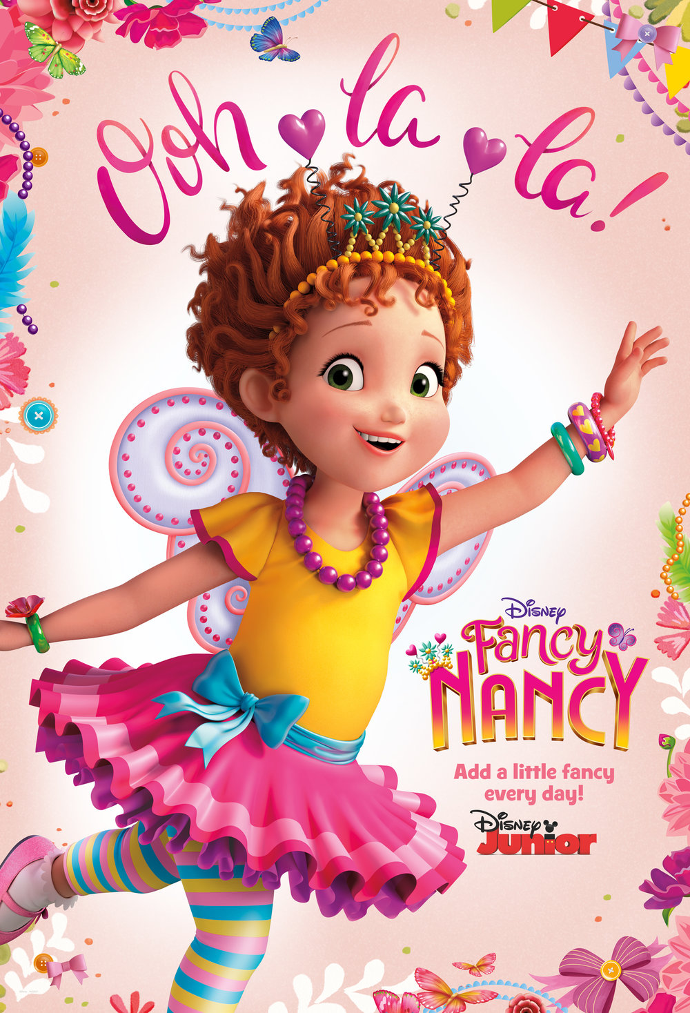 Fancy Nancy (Disney Junior) - Credits: Composer