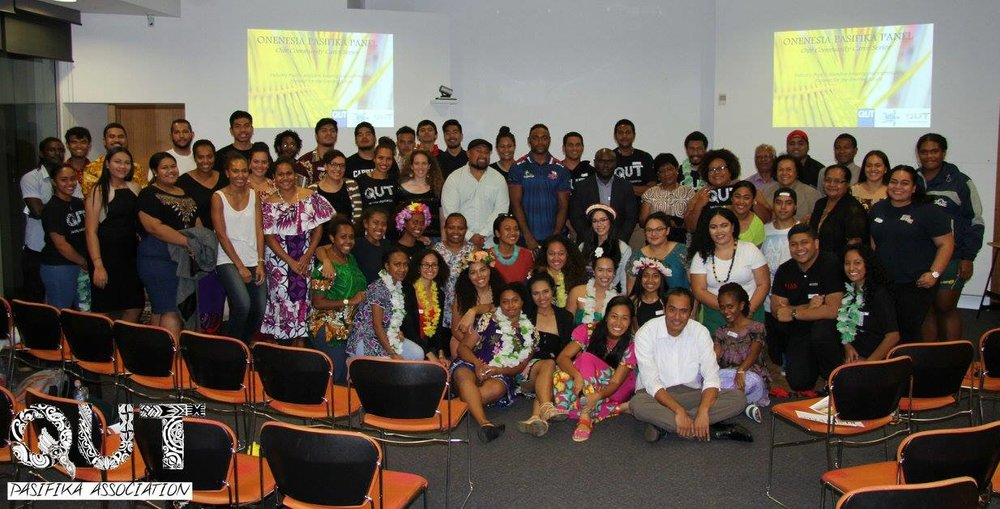 QUT Pasifika Association Pasifika Panel - MANA has been the main sponsor for this community-integrated event since its inception in 2015. Proud to partner with the leaders of tomorrow and foster Pasifika student success. Such a great bunch of people to be around.