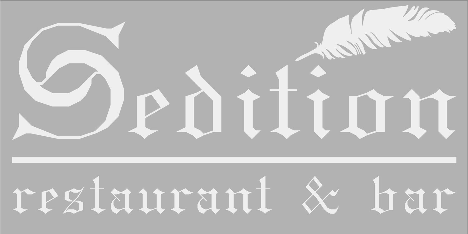 Sedition Restaurant