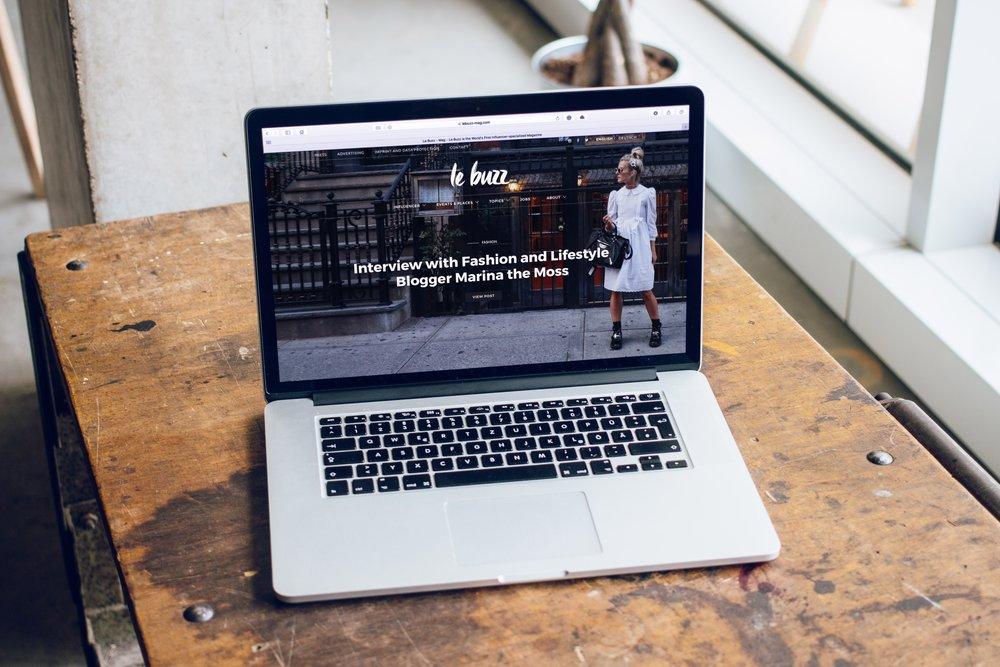 WEBSITE CREATION & EDITING