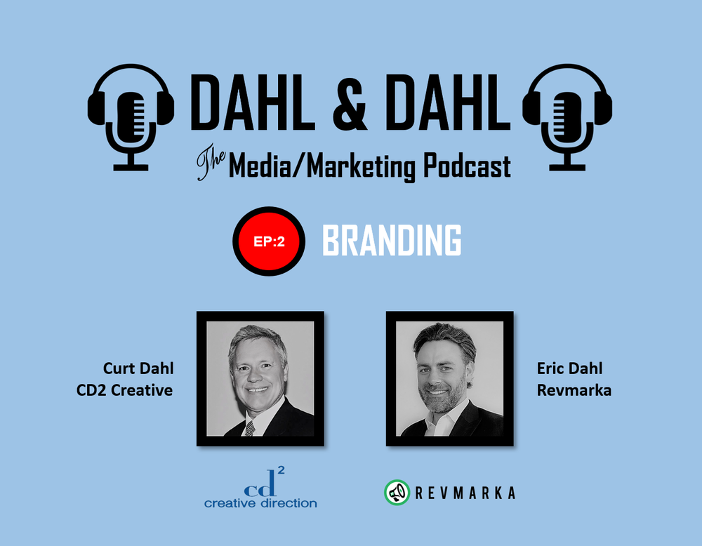 Dahl & Dahl Podcast, Episode 2. Curt Dahl, Eric Dahl.