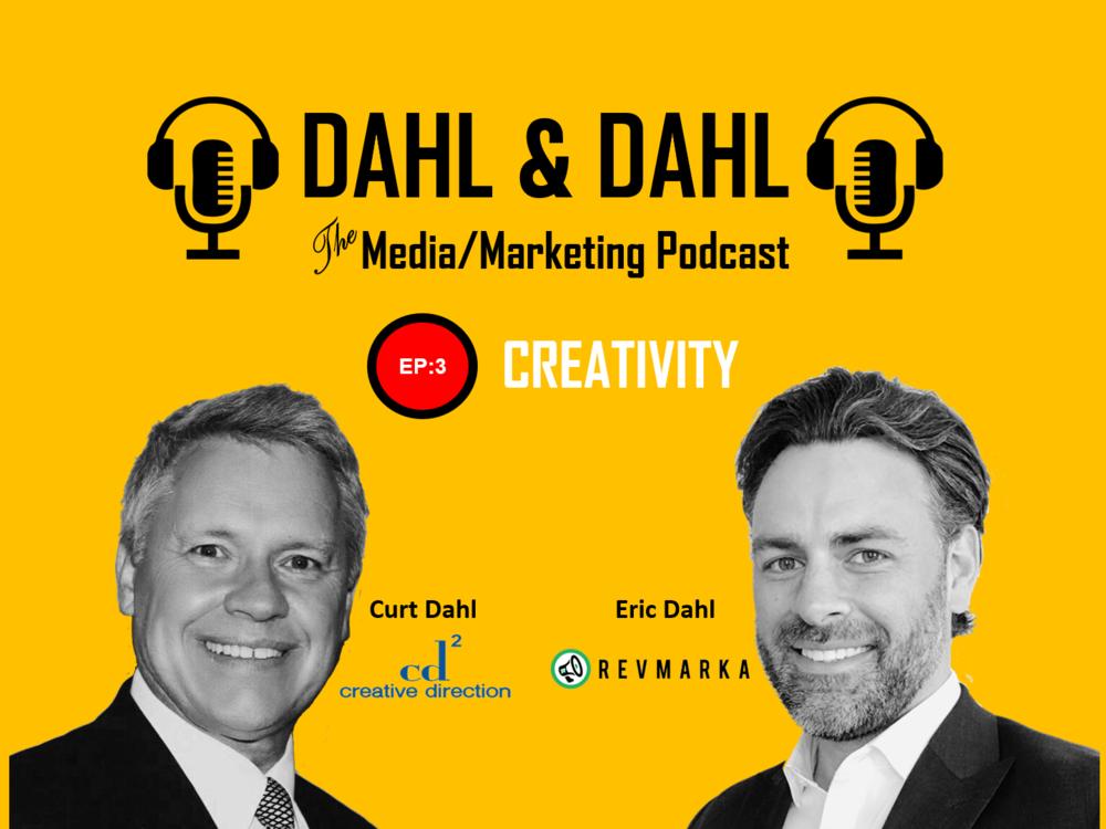Dahl & Dahl Podcast, Episode 3. Curt Dahl, Eric Dahl.