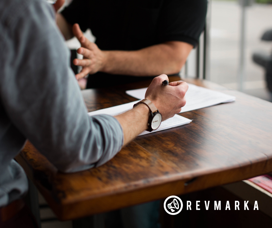 Revmarka specializes in outsourced or fractional CMO services.