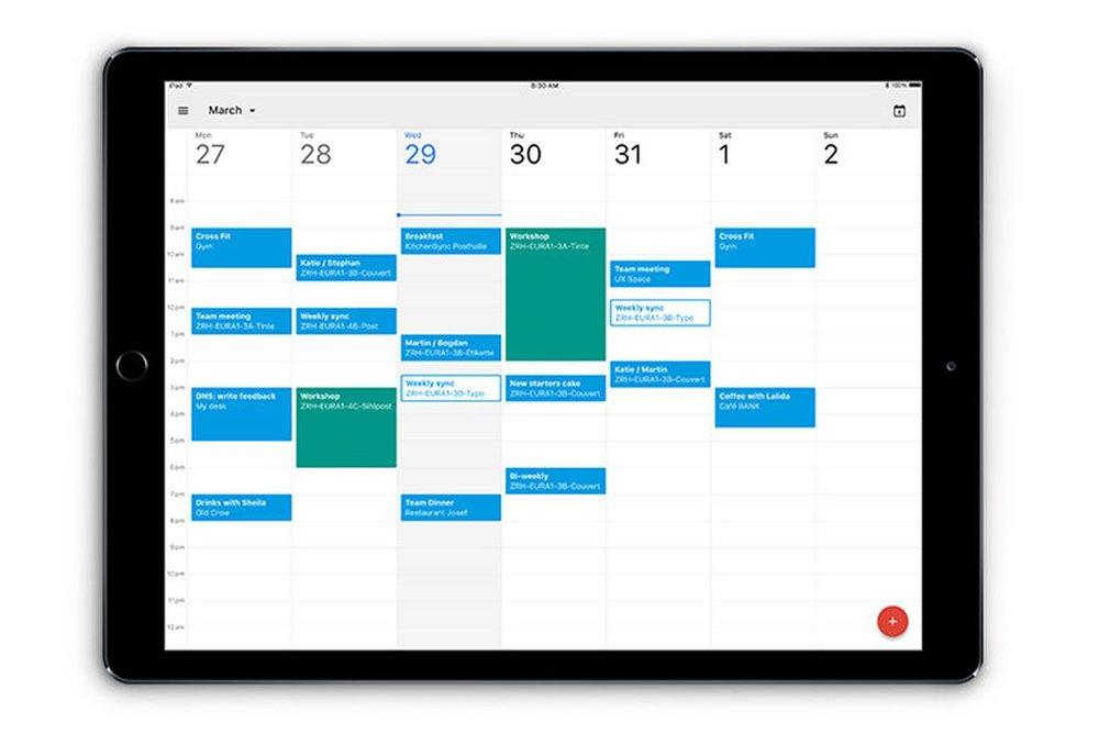 Even a simple Google Calendar can be a solid marketing calendar tool.