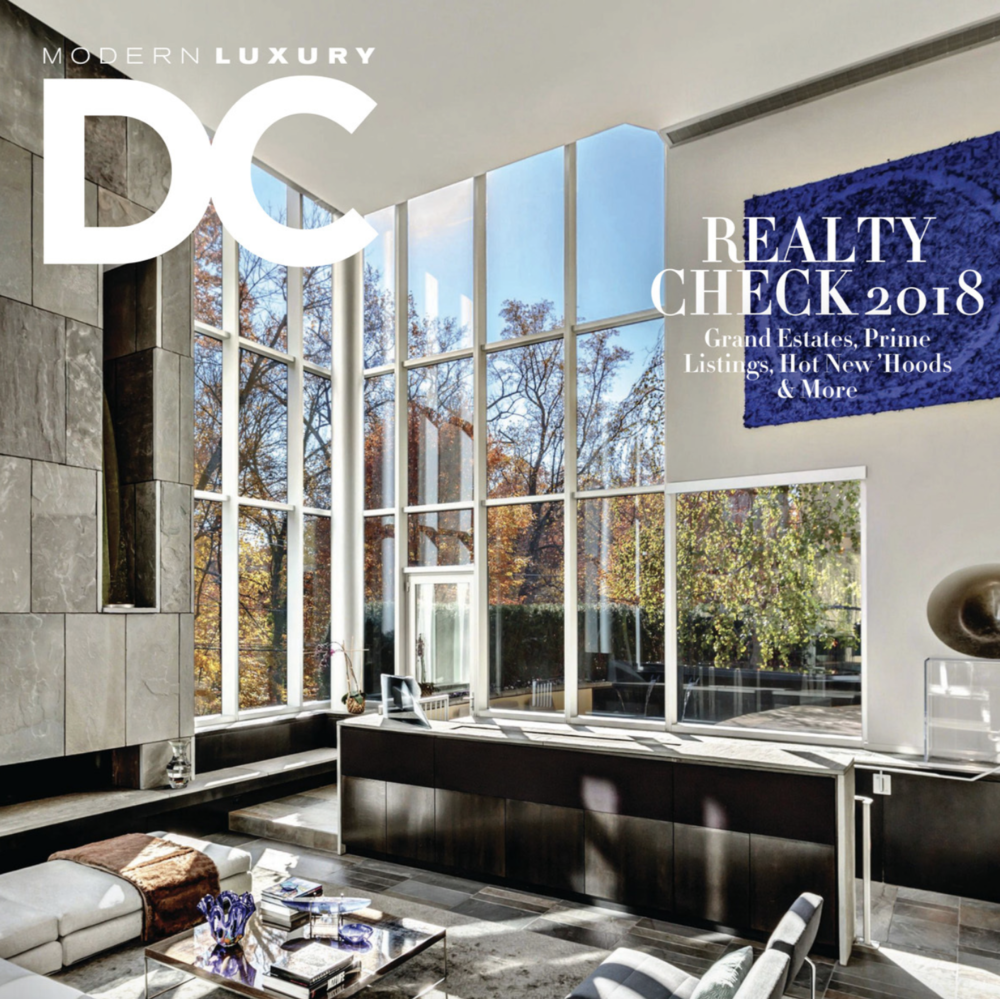 MODERN LUXURY DC JUNE 2018