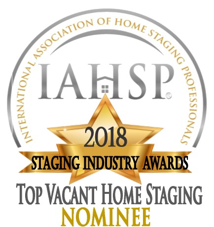 IAHSP TOP VACANT HOME STAGING NOMINEE 2018