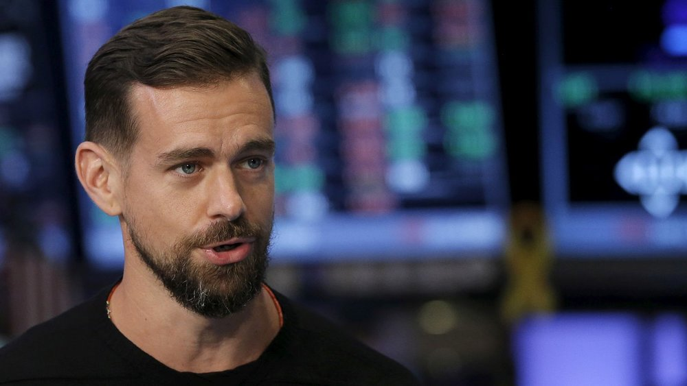 Twitter CEO Jack Dorsey. Photo courtesy of  Reuters