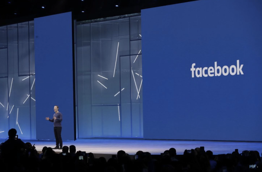 Facebook CEO Mark Zuckerberg. Photo courtesy of the  Associated Press