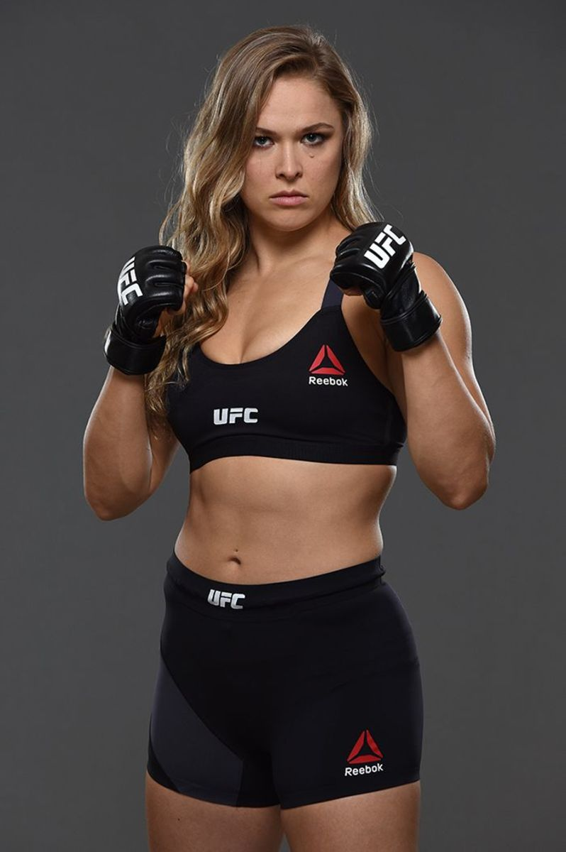 Photo courtesy of Ronda Rousey