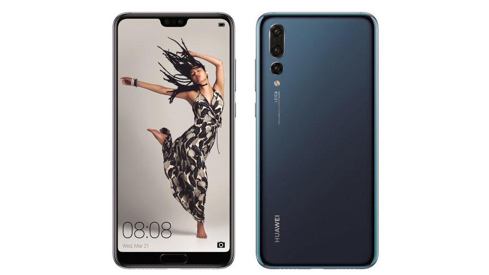 Huawei P20 Pro. Photo courtesy of Huawei