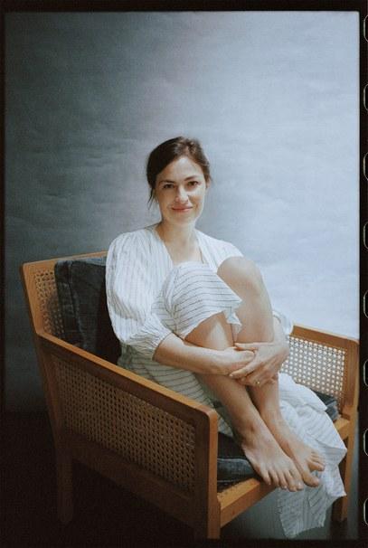 Lisa Brennan-Jobs. Photo courtesy of Jody Rogac