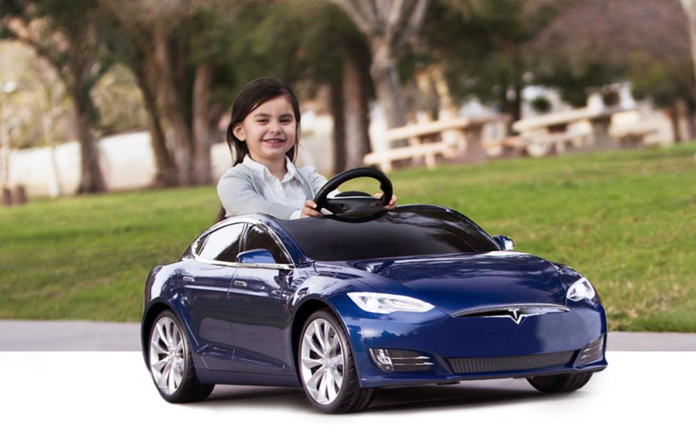 Photo courtesy of Tesla/Radio Flyer