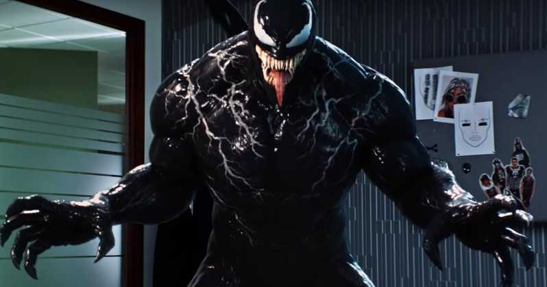 8a9ee72c4 So far people have had really mixed reviews about the new Venom movie