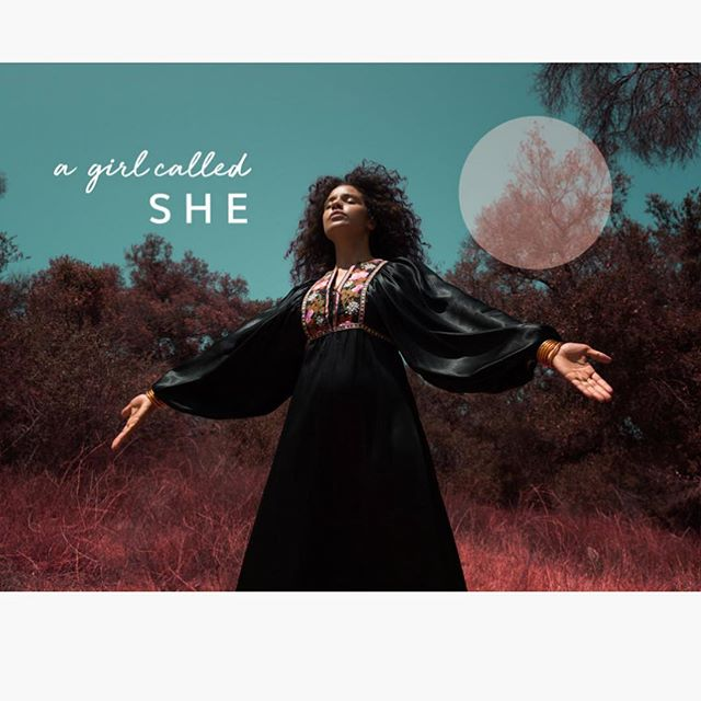 We had the chance to chat with @agirlcalledshe about her song 'I Am She' - check out her music video and our interview with her at the link in our bio!  #iamshe #empowerment #agirlcalledshe #warrior #thesitch #thesitchnews #thesitchentertainment