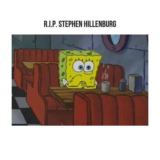 The man who brought us SpongeBob died earlier this week. He was 57. - - Read our article at the link in our bio. - - #rip #spongebob #stephenhillenburg #thesitch #thesitchnews #thesitchentertainment