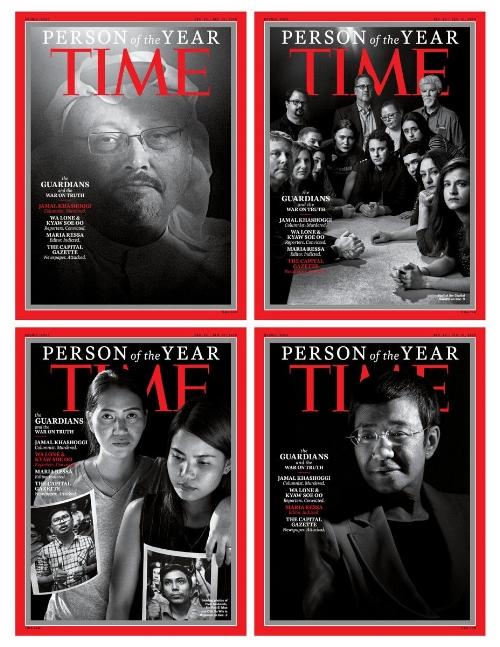 Photo courtesy of  Time Magazine