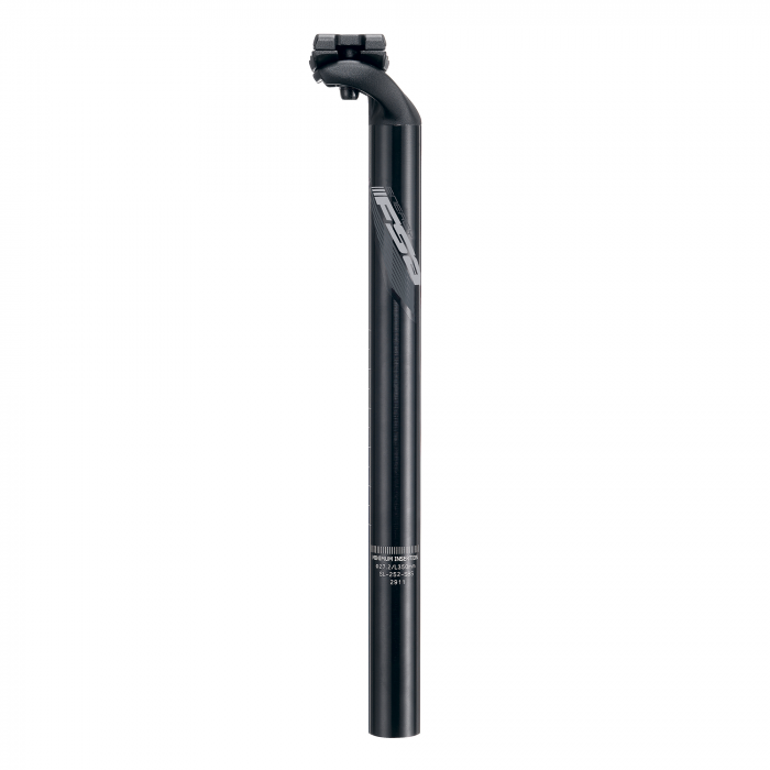 Energy - Directional butting of the Energy SBS SB20 seatpost's 6066 aluminium shaft gives it thicker walls fore and aft for stiffness and thinner walls at the sides to cut weight.