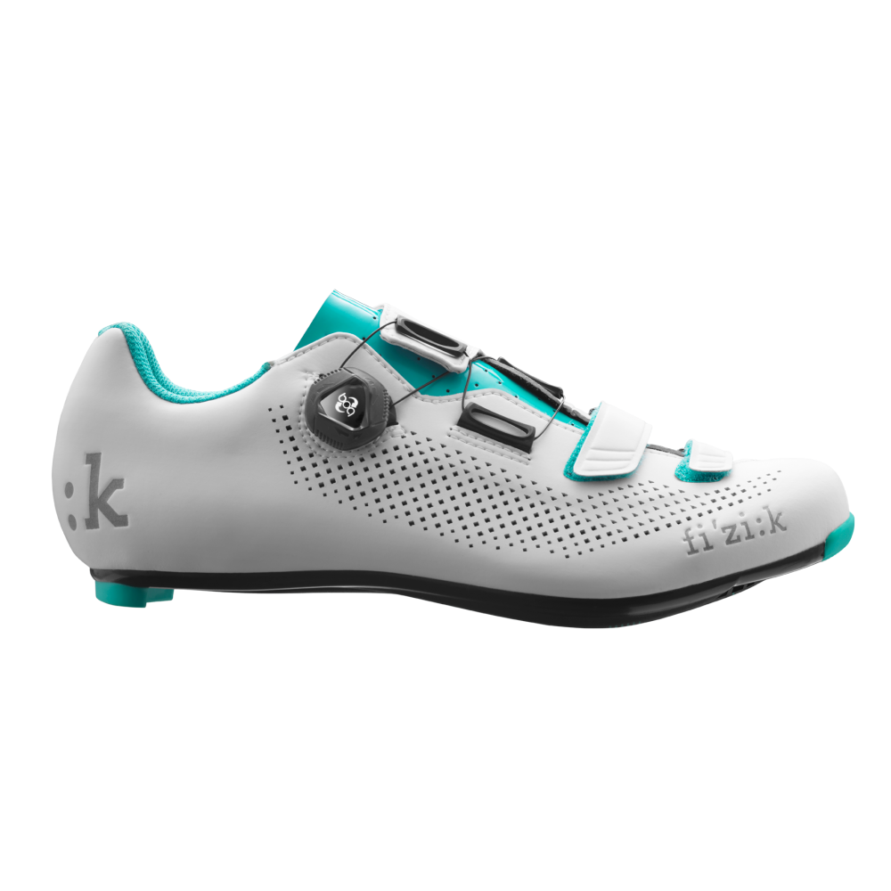 R4B Donna - R4B Donna: fi'zi:k's range of road cycling shoes is developed in collaboration with leading professional cyclists and used to great effect by WorldTour, Olympic and World Championship riders.