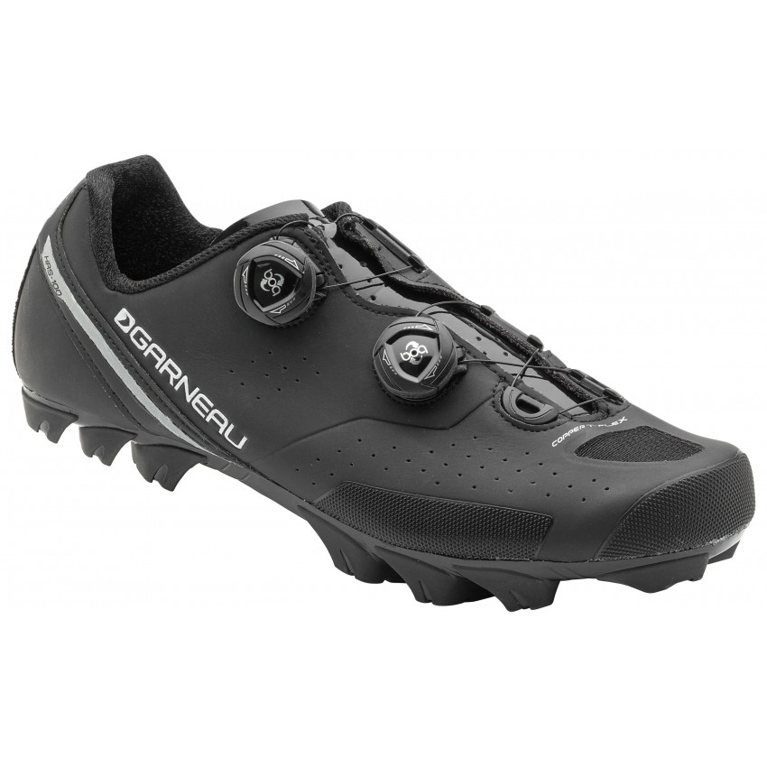 T-Flex - Everything that was given to our Course Air Lite road cycling shoe is now offered for the most demanding mountain bike and cyclocross riders.