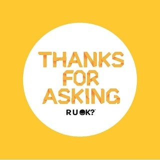 Today is R U OK Day. Even if someone is ok, simply asking the very question reminds them there is someone there ready to listen. If they are not you have opened the communication line to help. Learn how to open that conversation at https://www.ruok.org.au/ and make a difference in the lives of those around you. Don't forget to ask yourself too 😘 #ruok #suicideprevention #mentalhealth