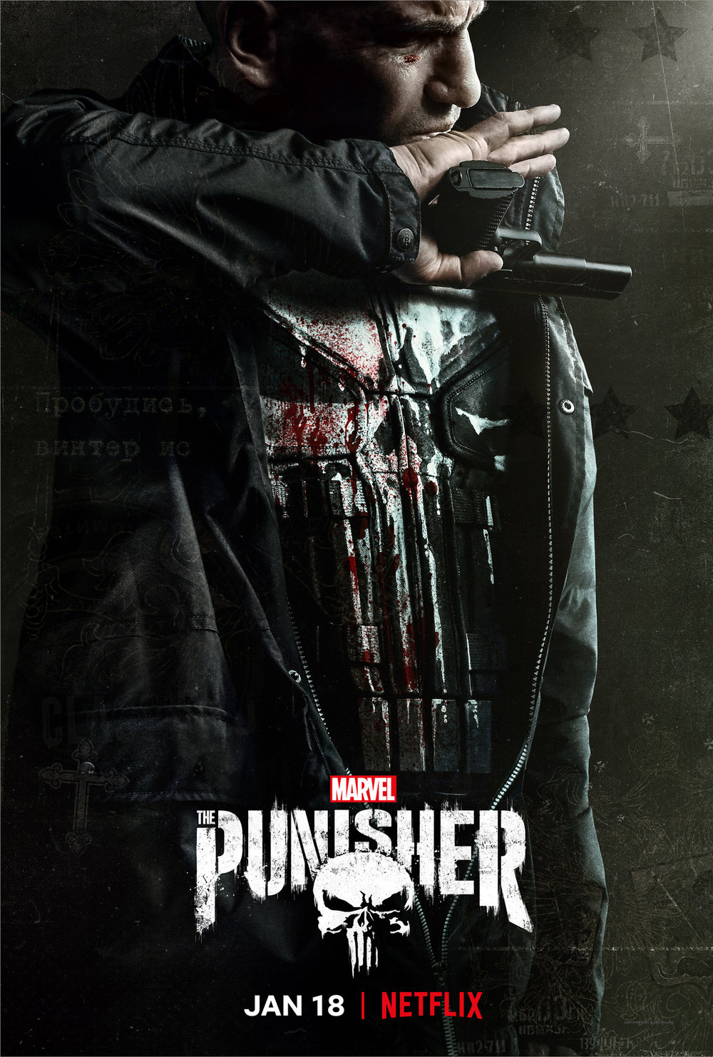 "The Punisher (Netflix Original Series) - The Punisher (Netflix Original Series)By Adam M. WilcoxI don't review a lot of TV series. This will be my first, so I will take a shot at The Punisher! (See what I did there?)I didn't read a ton of comic books as a kid. I mean I had a lot of them. I didn't collect them in sequence. People usually bought them for me, I would read them, and maybe forget about them. When I was 13, I hung out with a pair of twins that were very much into comic books. As a Friday ritual, they would walk to a local candy store that also sold comics, and let me tag along. It was pretty magical. The place smelled of fresh fudge, and the comics would smell like fresh candy also. My mom didn't mind giving me a few bucks for comics, and candy, and she figured I was keeping out of trouble. My only known way to judge a comic book was to look at the art. In the mid 80s I was very much into action movies that stared Sylvester Stallone, Arnold Schwarzenegger, or Chuck Norris. That was the wave of 80s action, big muscles, big guns! The covers of The Punisher comics in the 80s totally reflected this. So I bought The Punisher volume 1. Had a big guy with a bazooka and a machine gun hiding outside of an apartment window wearing black and white spandex, with a giant white skull on his chest, decked out in belts of ammo, knives and grenades. This would be my comic book character I would follow. And that suck for years. I can't say I collected every single issue of Punisher, but I still have a few that I am proud to own. My point of all of this boring nonsense is to tell you that I am an extremely biased Punisher fan. I know a lot about the character, so I have expectations.Movies have not been especially kind to The Punisher. There have been 3 attempts. Funny thing, I don't hate any of them. I like aspects of each, but none of them seem to be complete. 1989's ""The Punisher"", had a wisecracking Dolph Lundgren wearing grease paint which was supposed to pass for whiskers. It had a porno budget, and couldn't even use the iconic skull because of some licensing snafu, and only got the green light because Tim Burton's Batman movie was making furious money at the time. It was also made in during that late 80s early 90s time where all comic book movies had to have some sort of goofy vibe like it was actually mandated by Hollywood to not take comic book characters seriously. Like not ever. 2004's ""The Punisher"" was a very decent attempt, but there were some tonal imbalances and some rather strange choices that kept it from being great. For one, the entire thing takes place in Tampa, rather than New York, but that is pretty minor…but bizarre. John Travolta, as money launderer/gangster villain was a poor choice by design. Also there are times when the movie switches from dark and dramatic to comedy slapstick so often, that it becomes exhausting by the third act. Tom Jane did a fantastic job in the role, but he seemed to be the only one in the movie that was committed to his role. The second act involves a series of goofy characters, and cartoonish attacks from assassins who's names and costumes are too comic bookish for even the die hard of comic book fans. It's still worth a look, and if you can manage to find a copy of the DVD only extended cut, which features a ton of scenes that were cut, and an opening sequence that was animated, it's pretty awesome. 2008's Punisher War Zone which is sort of a sequel/soft reboots starring Ray Stevenson in the title role, and Dominick West as Jigsaw. Now the opening of War Zone looks and feels like it was ripped right out of The Punisher Max series made popular by Garth Ennis and Tim Bradstreet. The second and third acts are where I have some serious problems with this movie. As much as I LOVE Dominick West in The Wire, and The 300, here he is playing Jigsaw with cringe inducing camp that feels like it belongs in a Tim Burton movie. Doug Hutchison as Loony Bin Jim ruins every scene he is in. The movie is violent, and rated R, but the goofy tone is even worse than the last Punisher movie.So when Jon Bernthal was announced he would be playing The Punisher in the insanely popular Daredevil series on Netflix, I was very excited. I loved his role on the Walking Dead. He instantly became a fan favorite, and as I expected he stole every seen. In fact he nailed the character so well, that you could say he exceeded my expectations.So now…if you are looking for The Punisher…AKA Frank Castle, to not be played like a goofy Tim Burton movie, then Netflix's Punisher series is worth checking out. There is no goofy Burton stuff going on in this series. Bernthal's Punisher is very much a combat veteran whose only source of stability is coming home to his family. See, killing does not seem to bother Frank Castle. He is good at it. Good at his job. What separates him from being a monster is his wife and kids. Now when Castle's family is gunned down in front of him, and he is left for dead….only to survive and somehow come back, Frank decides to take the fight to the enemy with literally nothing or no one to stop him from completing his mission.The only problem I have with this series is pacing. There is a great story, that I feel could be summed up in fewer episodes. There are many characters that are boring, or just dull because of sub par acting. Two in particular is antagonist Billy Russo played by Ben Barnes, and Dinah Madani played by Amber Rose Rivah. I do with a lot less from these two, but both seasons of Punisher will bore you to death with these characters, and that is unfortunate. What I really want is to see more Frank. There are other interesting characters along the way. David Lieberman/Micro was played by Even Moss Bacharach. An analyst that has seen some things he shouldn't, and is now on the run becomes a reluctant ally to Frank. Curtis Hoyle (Jason R. Moore), amputee, veteran counselor and pretty much only living friend left to Frank. There is also one interesting villain in Season 2. John Pilgrim, a former white supremacist turned Christian zealot, makes for a compelling villain, but he seems to take a back seat to another character who I don't want to reveal because of possible spoilers. Giorgia Whigham's character Amy is annoying as hell, and even though she ultimately won me over in the end, I could have used less of her in the series. Also I feel like season 2 would have been better at 10 episodes rather than 13. That is the main problem of The Punisher series. The action is absolutely FANTASTIC but then it slows down again, and crawls so slowly that at times it feels like time is going so slow it might be actually going backwards. I also have a minor gripe: actors, and actresses…I am not a professional actor, but I studied enough drama in high school to know that if you are going to use a coffee cup prop, at least pretend like it has hot coffee in it. If you are going to talk with your hands and make insane gestures with that coffee cup in your hands not even five seconds after taking the cup from a barista, you are telling your audience that the cup is empty, because if it was full, coffee would probably spill out on your hands and it would burn, just saying.Otherwise the story is actually pretty good in the first season. Not quite as good in the second season, but not bad either. The interesting thing about the show is how in spite of multiple murders, Frank seems to wind up the anti-hero who has multiple people defending and protecting him from various forms of law enforcement. Bernthal has an animalistic approach to this role. When enraged, he can be just as affective with a sharp stick and rock, or his bare fists, as he is with a Heckler and Koch G36C.Sadly, there will no longer be anymore Punisher shows on Netflix due the Disney licensing fiasco, but I honestly think that Bernthal has more than deserved a fair shot at a movie attempt with a budget that doesn't play up the goofy Tim Burton cartoon aspect of comic book movies. This series despite all of its flaws has earned the respect of veterans and comic book fans. That alone might be just enough to sell it to a wider audience, just please don't make it PG-13. The Punisher wins four out of five cheese curds from yours truly."