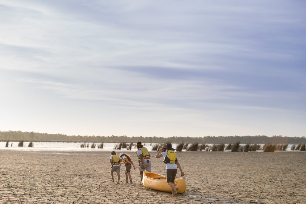 Parks Victoria and NSW National Parks | Murray River Trails -