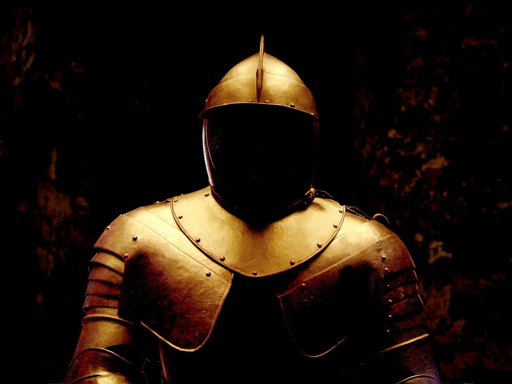 the armour of god - Putting on the weapons of warfare
