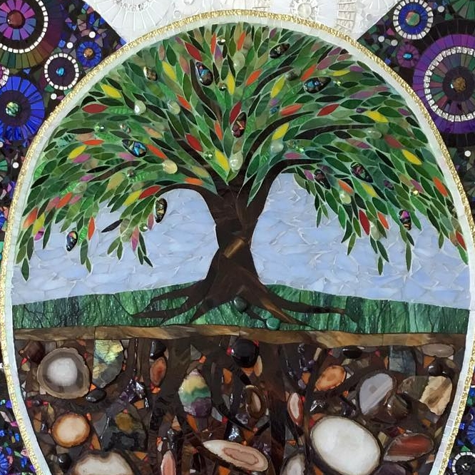 Tree of Life Mosaic Exhibition