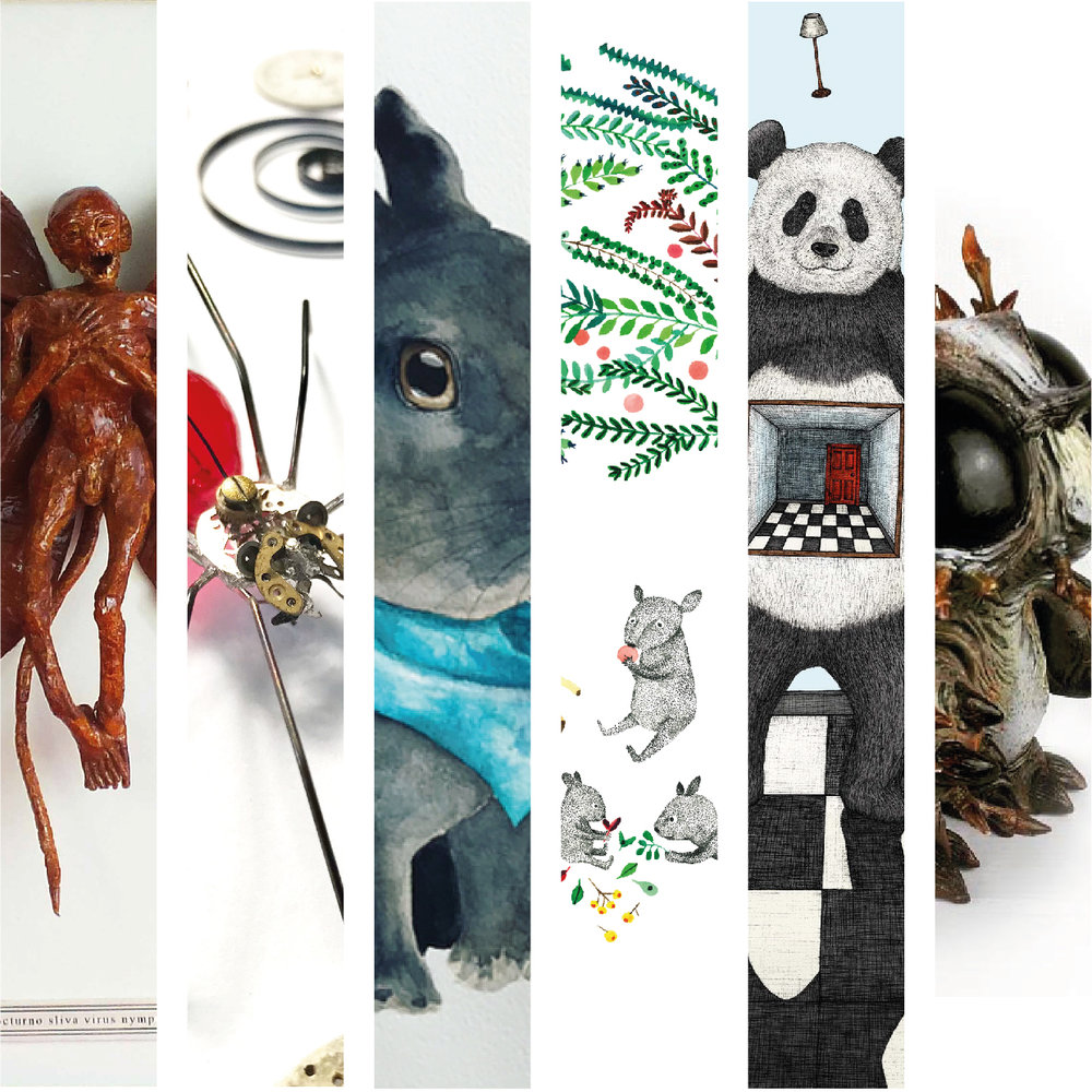 Little Creatures Group Exhibition