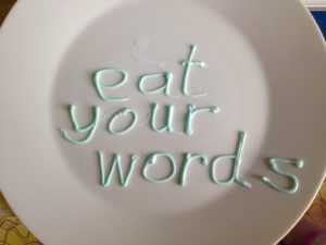 eat your words 2