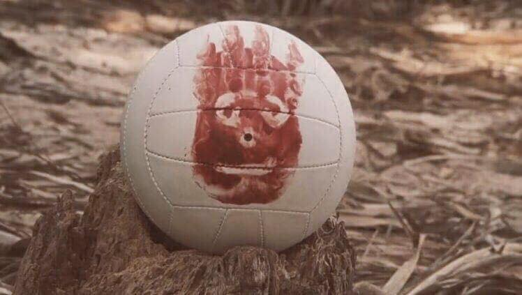 I really need a friend. I guess you're it. (Comparing my new site to Wilson volleyball from Castaway.) | Amanda Zampelli