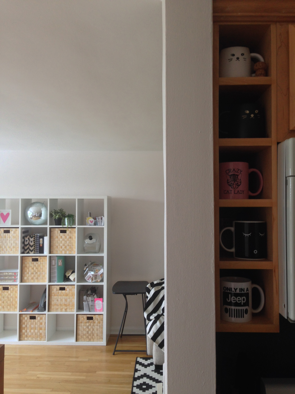 my first place // 3 months in | Amanda Zampelli