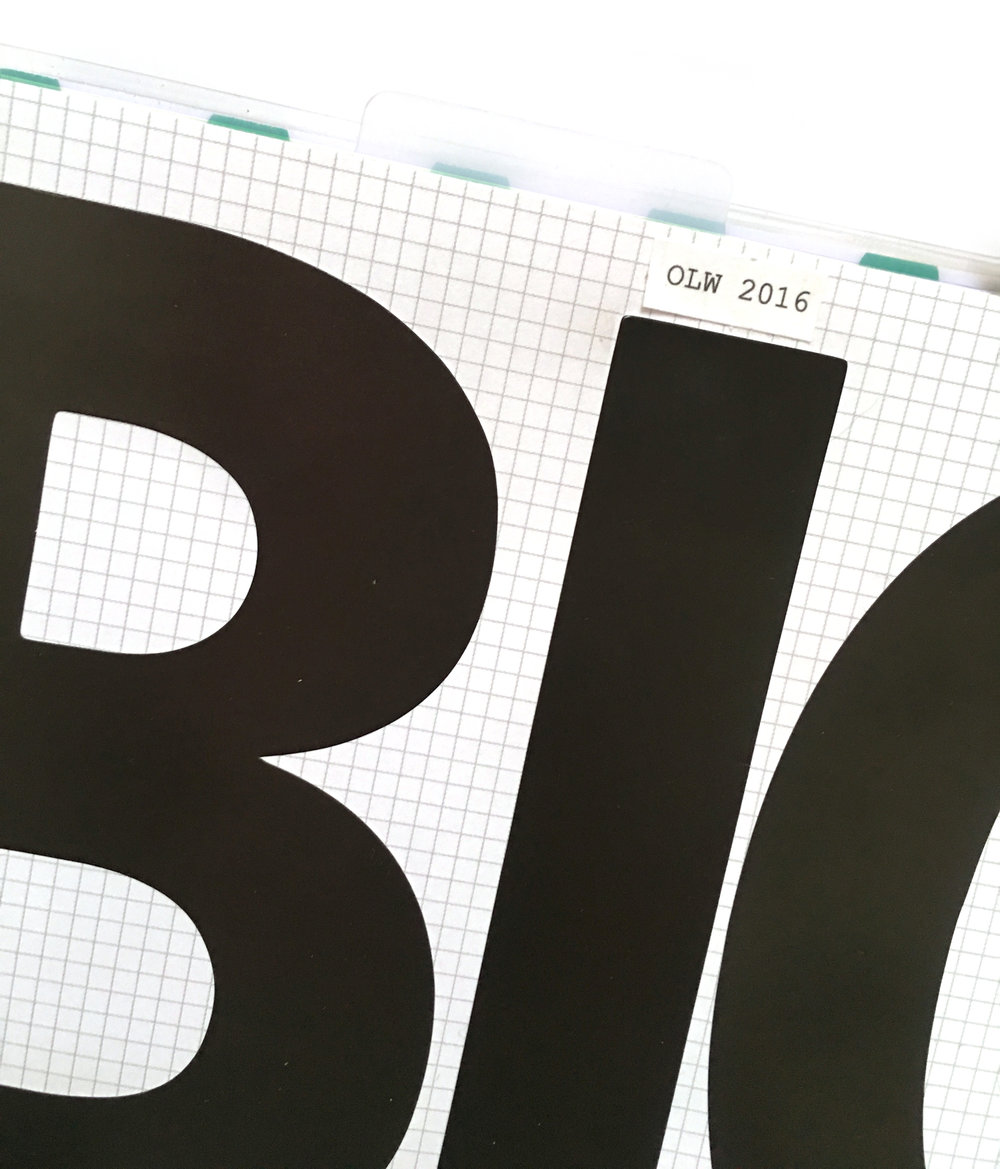 reflections on my one little word™ 2016: BIG | Amanda Zampelli