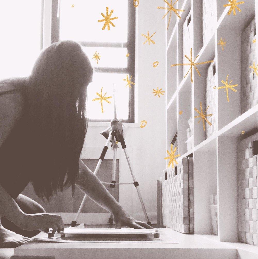 thoughts on creativity as self-care | Amanda Zampelli