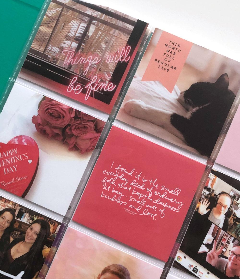 memory keeping 2019 // February | Amanda Zampelli