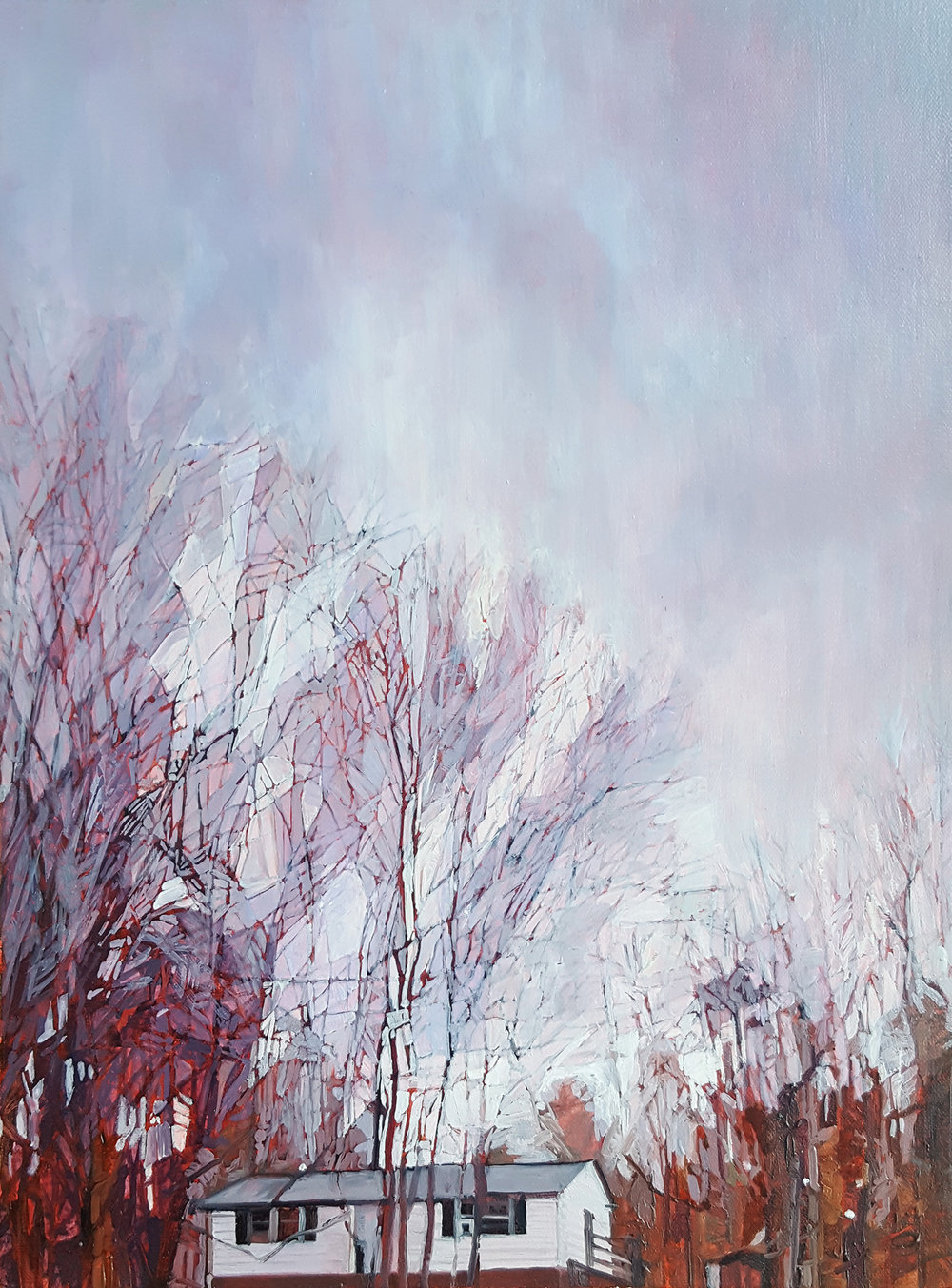 Driveway (Winter)