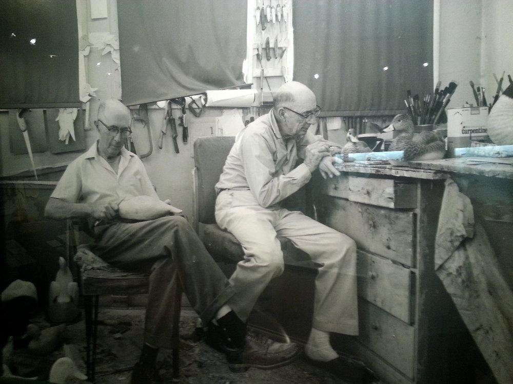 Lem & Steve Ward