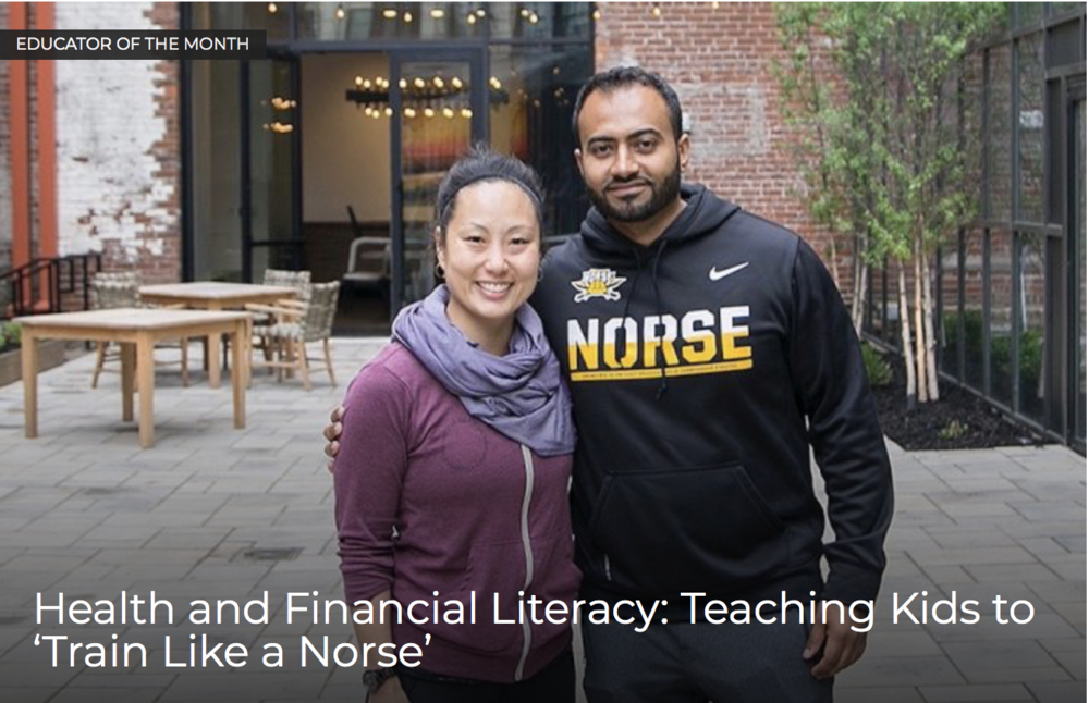 Train Like A Norse - Health and Financial LiteracyRead More