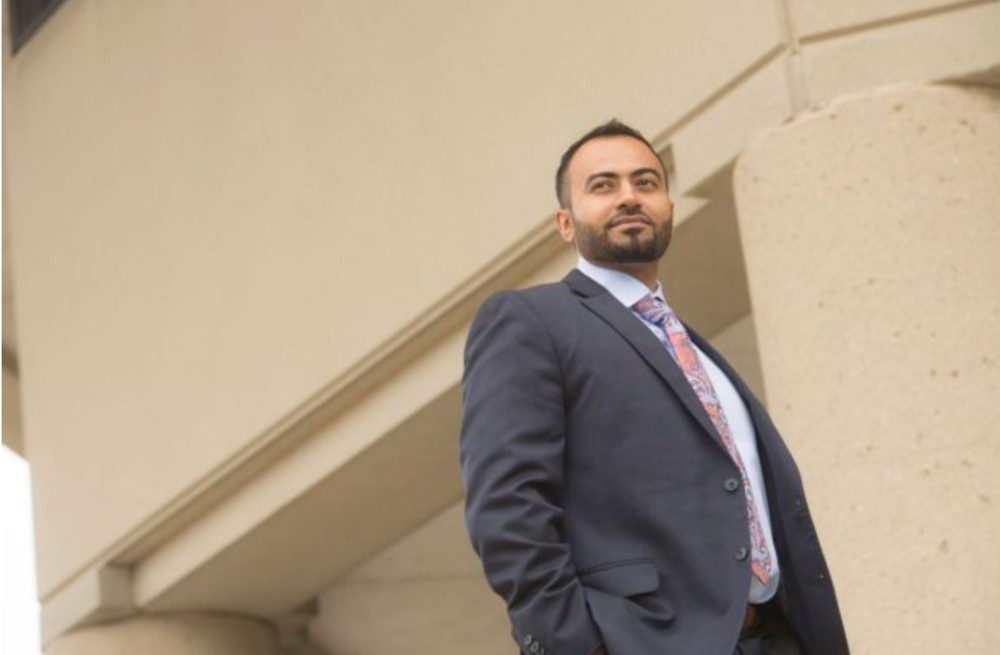 The Change Agent - Dr.Abdullah Al-Bahrani and the mission to save America from financial illiteracy