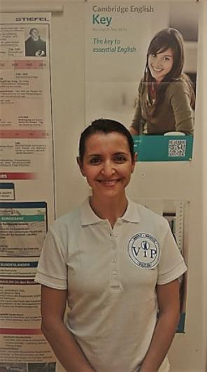 Mgr. Jana Fogadova, teacher