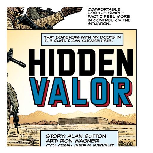 Hidden Valor - Hidden Valor