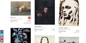 "Saatchi Art's ""Game Of Thrones"" Collection"